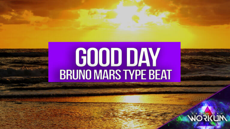 Bruno mars type beat - guitar instrumental