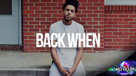 J Cole type beat - Back When