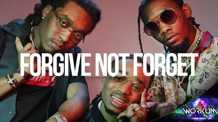 Migos type beat x Chris Brown - Forgive Not Forget