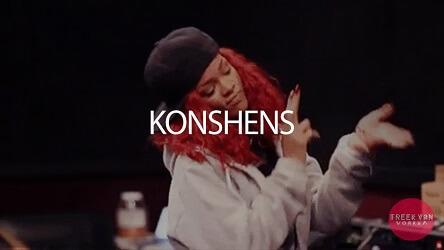 rihanna type beat - Konshens - reggae type beat