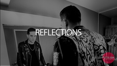 logic x g eazy type beat - reflections