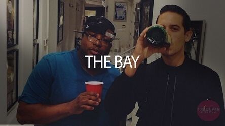 E-40 x G Eazy type beat - The Bay (featured image)