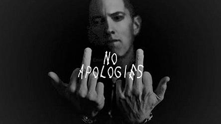 Eminem Type Beat with hook - No Apologies