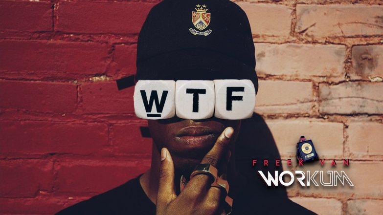 Joyner Lucas ft Eminem type rap beat - WTF